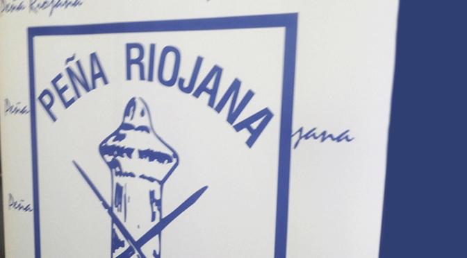 La peña Riojana da a conocer sus actos pre-fiestas
