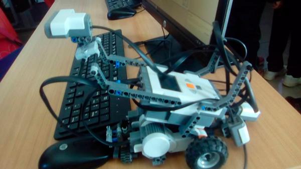 Indismatic programa una competición de robótica inclusiva
