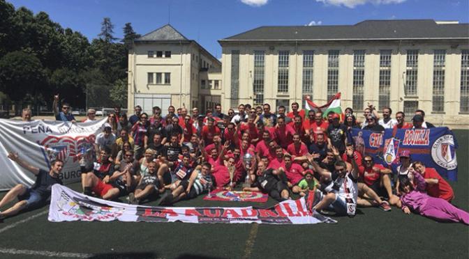 La Crianza Rojilla en el XII Torneo Interpeñas de León