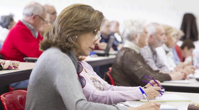 La Universidad de La Rioja abre el plazo de matrícula en la Universidad de la Experiencia en Calahorra