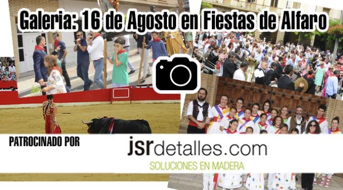Galeria Fiestas de Alfaro: Día dedicado a los Patronos