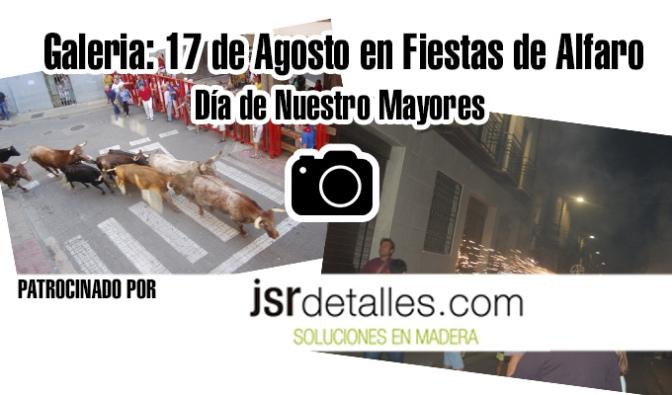 Galeria Fiestas de Alfaro: 17 de Agosto, día de nuestros mayores