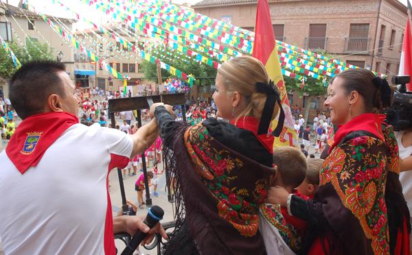 Aldeanueva de Ebro comienza sus fiestas de San Bartolomé