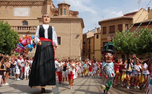 Segundo día festivo en Aldeanueva de Ebro