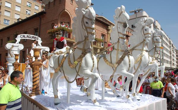 Calahorra comienza sus fiestas de verano 2018