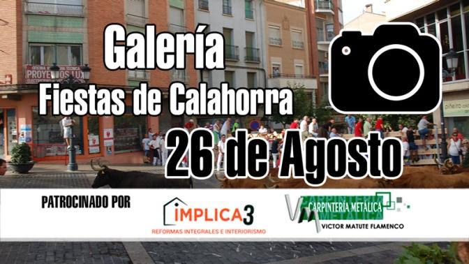 Galeria de Fiestas de Calahorra del 26 de Agosto