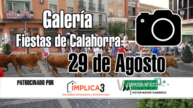 Galeria de Fiestas de Calahorra del 29 de Agosto