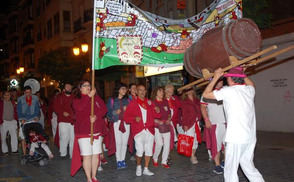 Día grande de las fiestas de Calahorra 2018