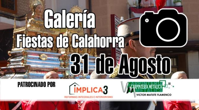 Galeria de Fiestas de Calahorra del 31 de Agosto
