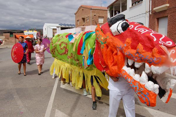 Pradejón en el ecuador de sus fiestas 2018