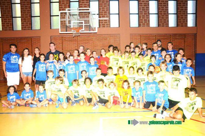 Galeria: Celebrado el Torneo mixto de Minibasket de la Peña Riojana