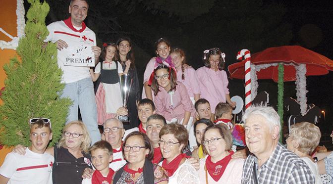 Cruz Roja Juventud rememora las carrozas los años 80