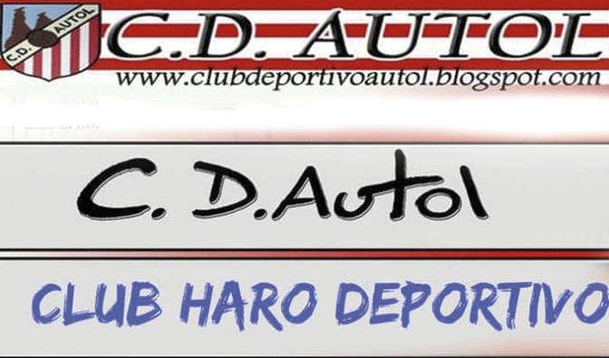 El CD Autol debutará en 3ª división este domingo