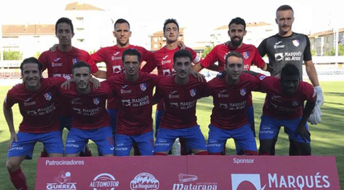 Plan de entrenamientos y partidos de los cuatro equipos del CD Calahorra