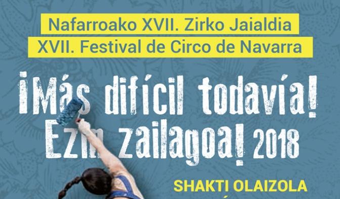 El circo te espera el 2 de septiembre en San Adrián