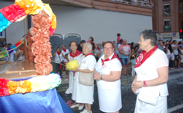 Los mayores celebran hoy su día en Alfaro