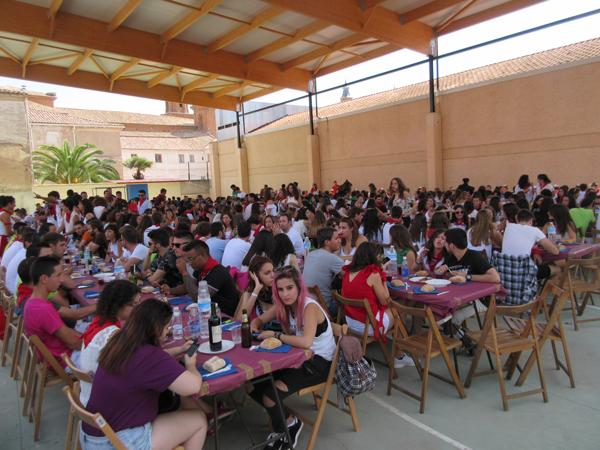 El día más joven de las fiestas de Alfaro