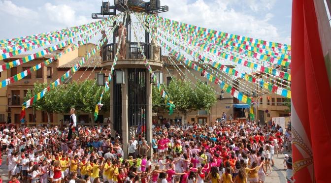 Actos previos a las fiestas en Aldeanueva de Ebro