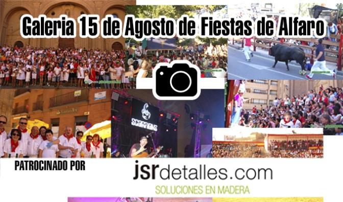 Galeria Fiestas de Alfaro : 15 de Agosto, Día del niño