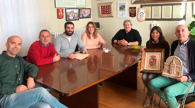Pradejón y Villanueva de la Jara, afianzan los lazos entre ambas localidades a través del hermanamiento