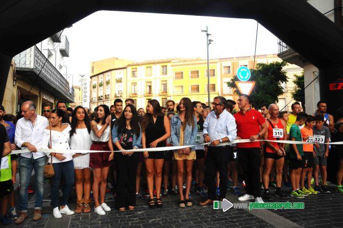 Javier Bazo se proclamó vencedor de la XXXVI Carrera Ciudad de Calahorra