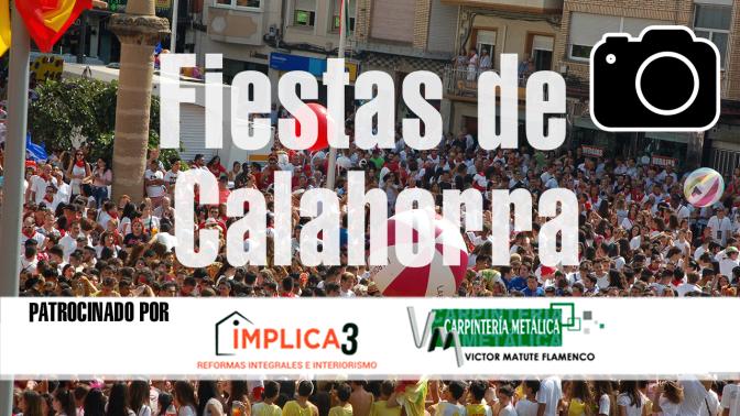 Galeria: Felices Fiestas Calahorra, chupinazo 2018