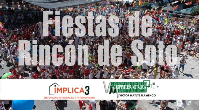 Video: Comienzan las fiestas en Rincón de Soto