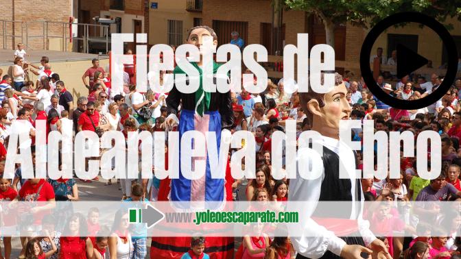Continuan las fiestas de invierno en Aldeanueva de Ebro