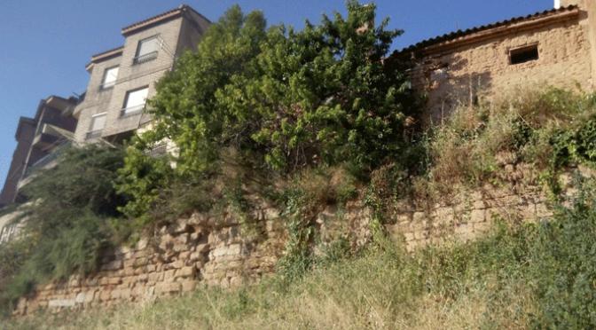 Propuesta para la recuperación de la muralla romana de la Calle San Blas