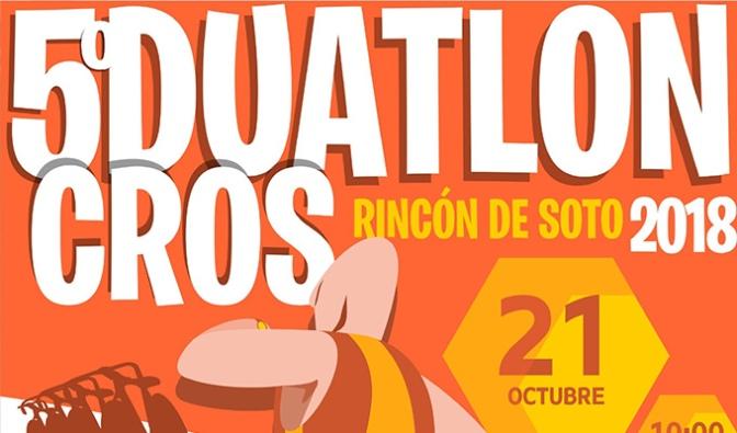 5º Duatlón cross en Rincón de Soto