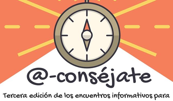 Tercera edición de las jornadas @-conséjate del Grupo de Mediadores del CJCC