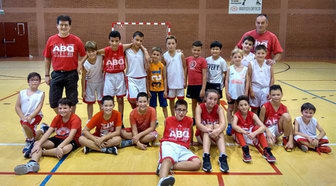 Los equipos de ABQ Calahorra siguen su preparación antes del comienzo de las distintas ligas