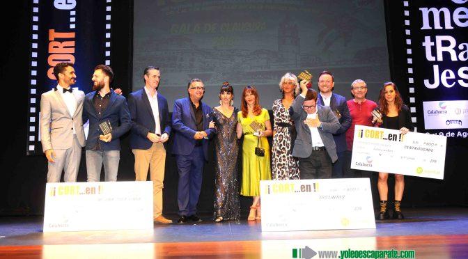 """Galeria: Gala de entrega de premios del XIX Festival de cortometrajes """"¡CORT…en!-Ciudad de Calahorra"""""""
