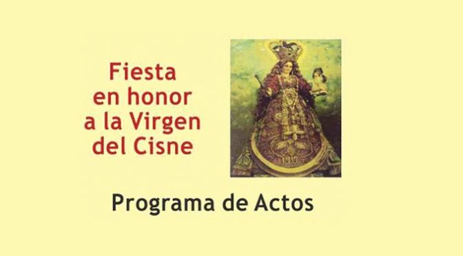 La fiesta en honor a la virgen del Cisne protagonizan los actos del fin de semana en Alfaro