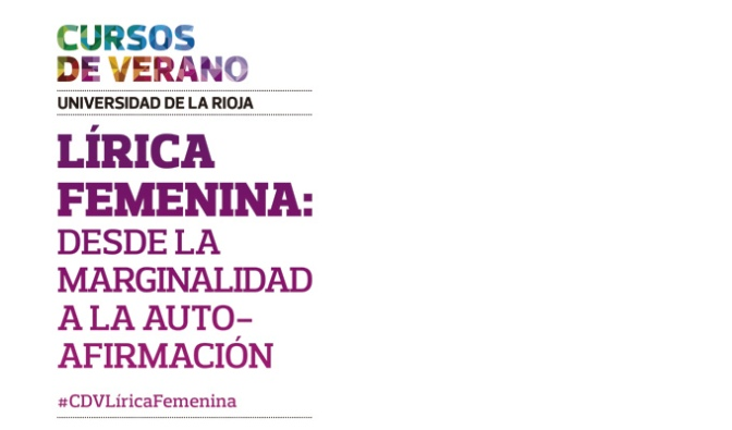 El Curso de Verano de la Universidad de La Rioja en Calahorra reivindicará la figura de las poetas españolas
