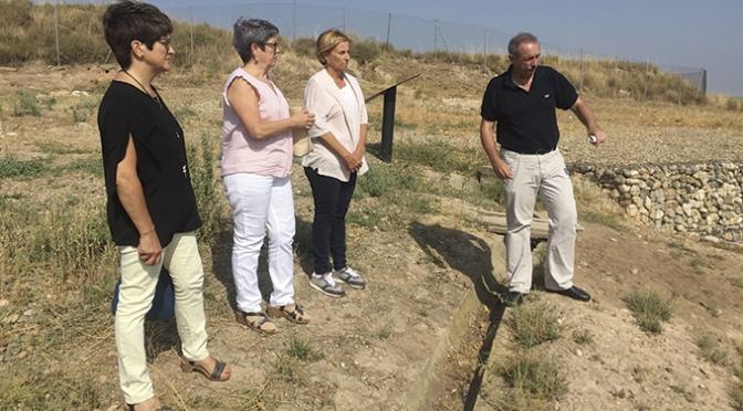 Firmado el convenio de colaboración para financiar las excavaciones arqueológicas de Alfaro