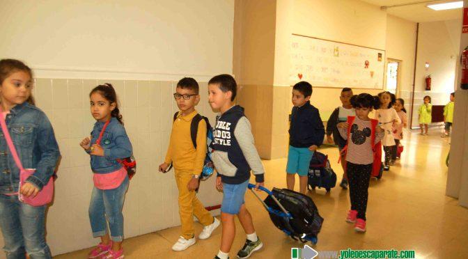 GALERIA: Las aulas ya comienzan a estar llenas