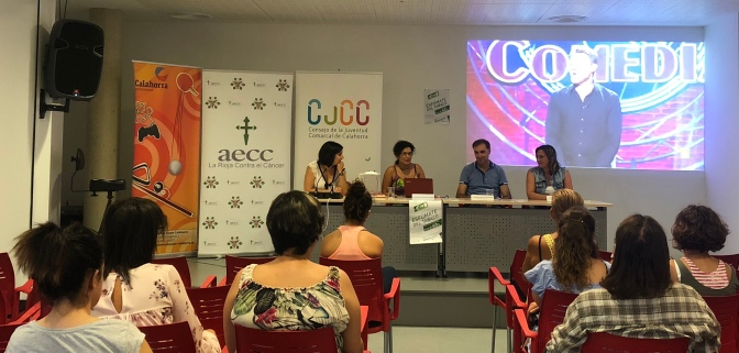 Iniciadas las Jornadas @-Conséjate del Grupo de Mediadores Juveniles del CJCC