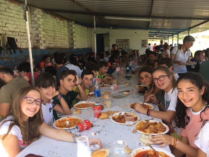 IV Marcha Sostenible del Colegio San Agustín