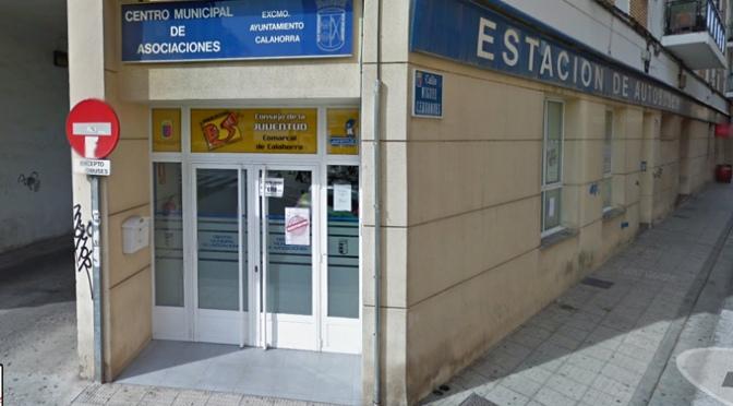El Ayuntamiento de Calahorra afirma que no ha negado el uso del local municipal de asociaciones