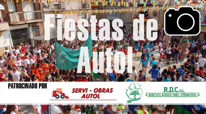 Galeria: Desfile de carrozas en Autol