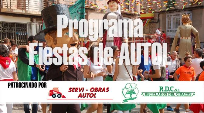 Del 7 al 13 de Septiembre, Autol celebra sus fiestas en honor a San Adrián y Santa Natalia