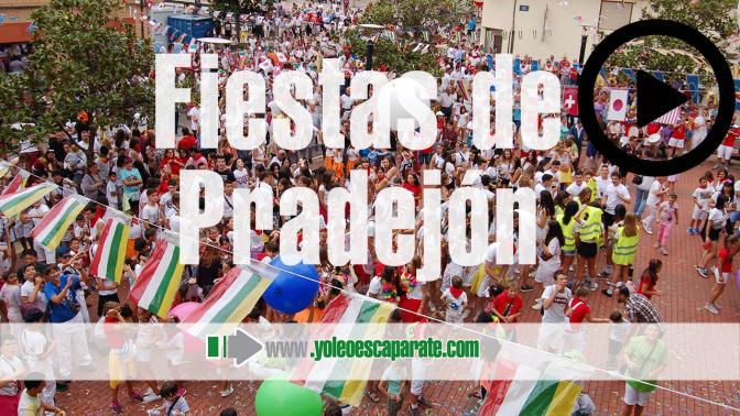 VIDEO: Chupinazo 2018 en Pradejón