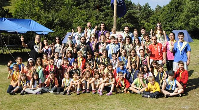 El Grupo Scout Nuestra Señora de Guadalupe nº 50 comienza la Ronda Solar 18-19