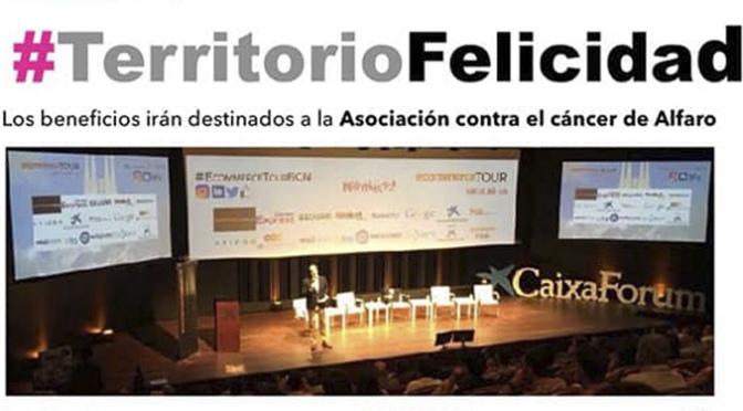 #TerritorioFelicidad en Alfaro