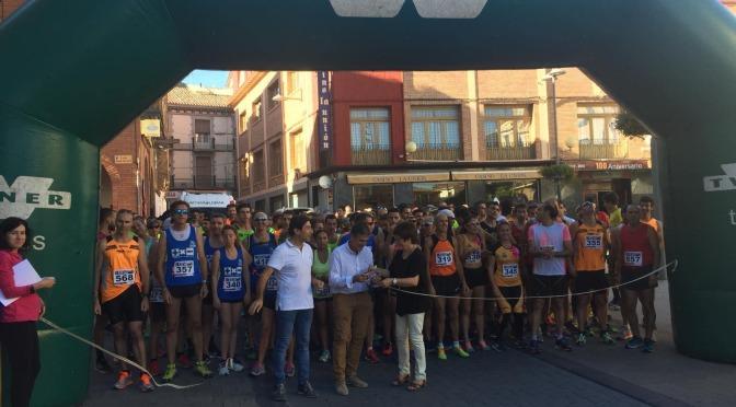 El calor protagonizó la 2ª Etapa de la Ruta Jacobea del Ebro