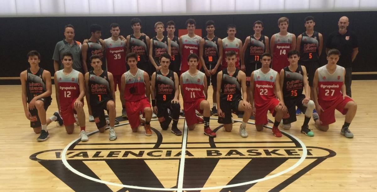 Gira Levante equipo Junior ABQ Calahorra