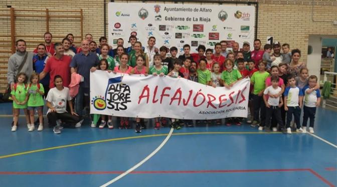 El baloncesto alfareño se solidariza con La India