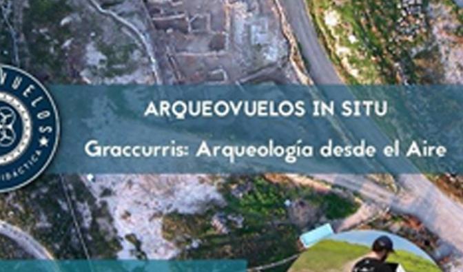 Aqueovuelos in situ, Graccurris: Arqueología desde el Aire