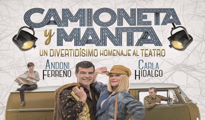 El domingo comienza el Ciclo de Teatro- Música y Danza de Otoño en Azagra con venta on line de entradas